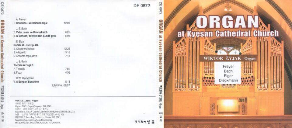 Organ Presentation