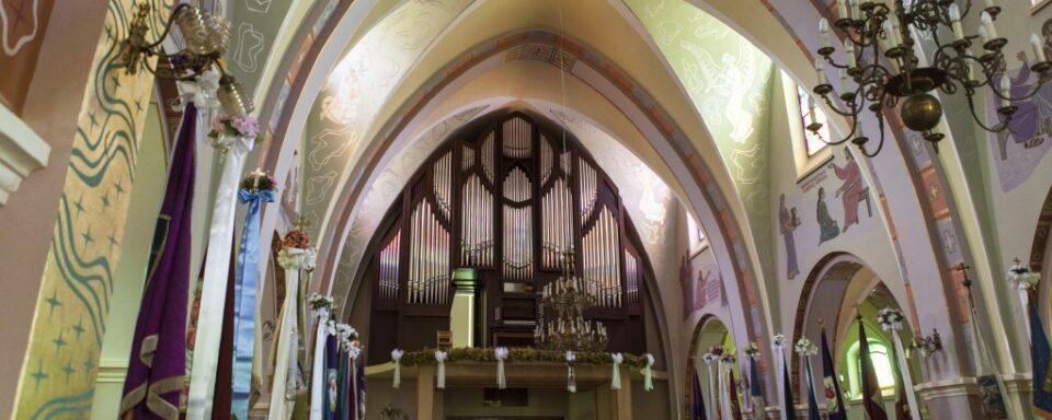 Parafia pw. św. Sebastiana