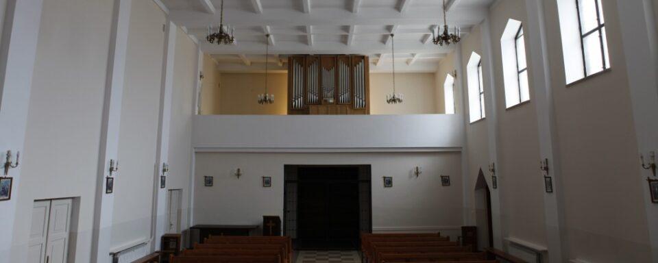 Kaplica parafii pw.M.B. Królowej Polski