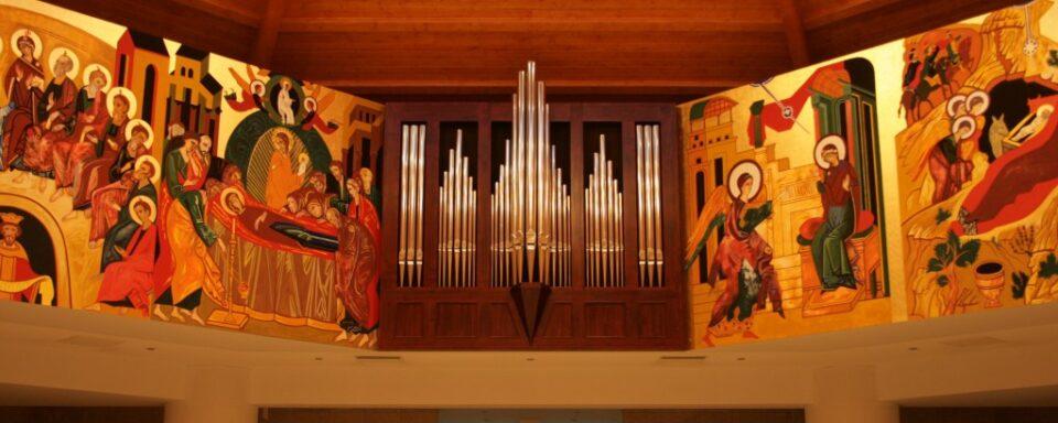 """Seminarium Duchowne Misyjne """"Redemptoris Mater"""""""