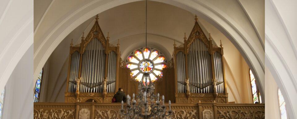 Parafia św.Wincentego aPaulo