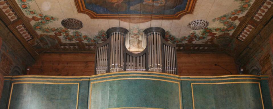 Muzeum Wsi Radomskiej – Kościół pw. św. Doroty